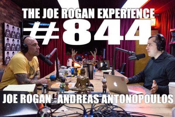 Joe Rogan & Andreas Antonopoulos