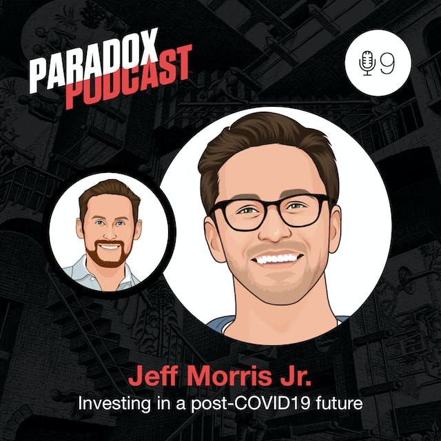 jeff morris jr. kyle tibbits paradox podcast