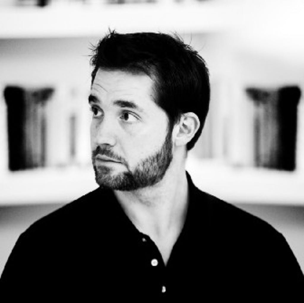 Alexis Ohanian and Anthony Pompliano