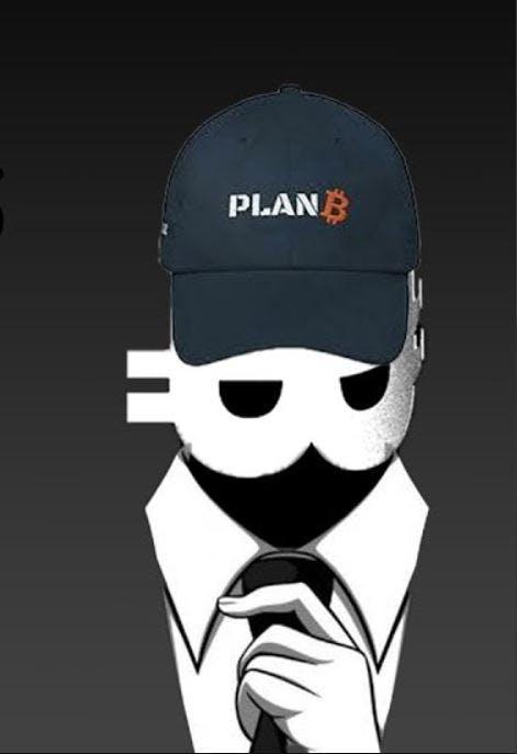 PlanB Bitcoin s2f