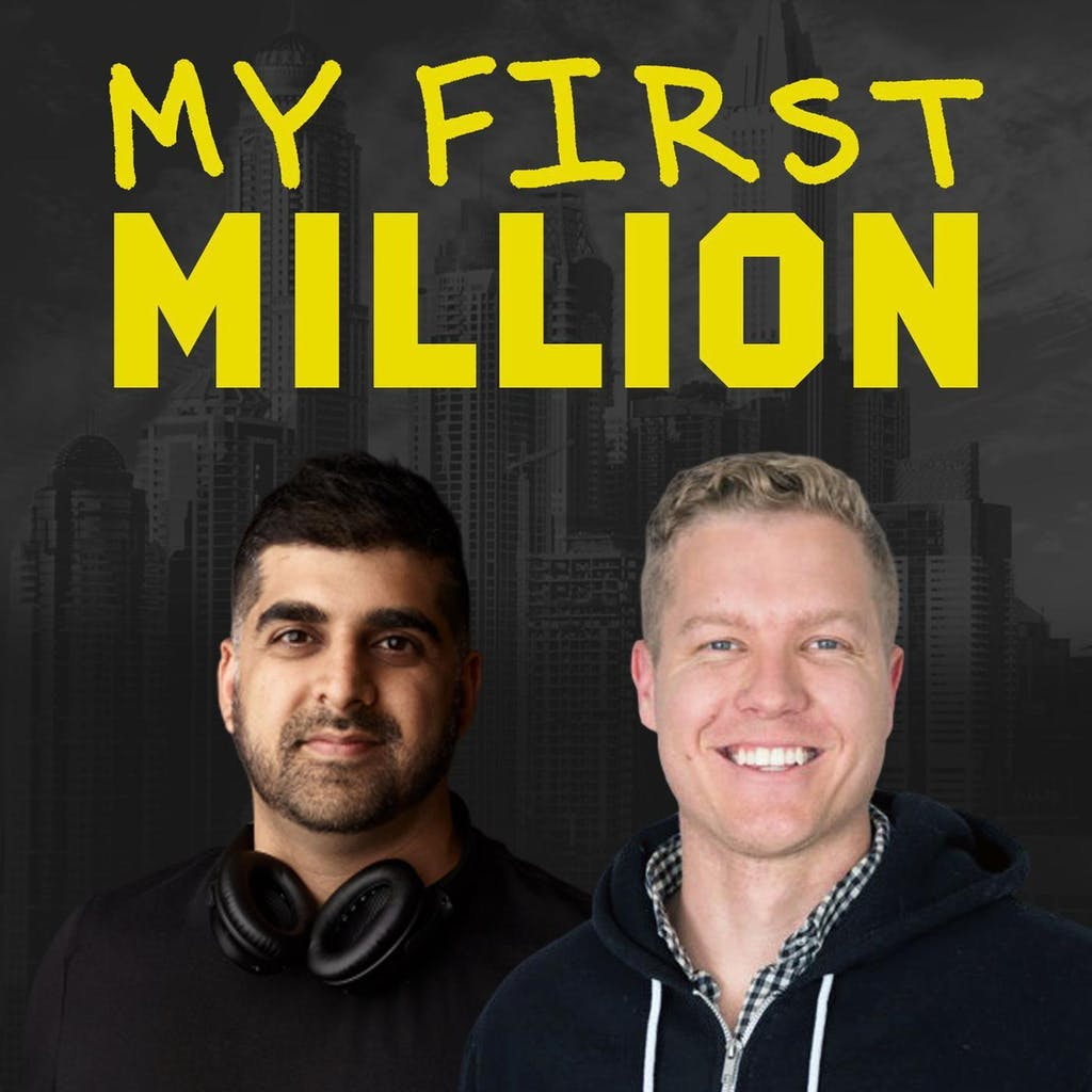 Shaan Puri entrepreneur frameworks | My First Millions