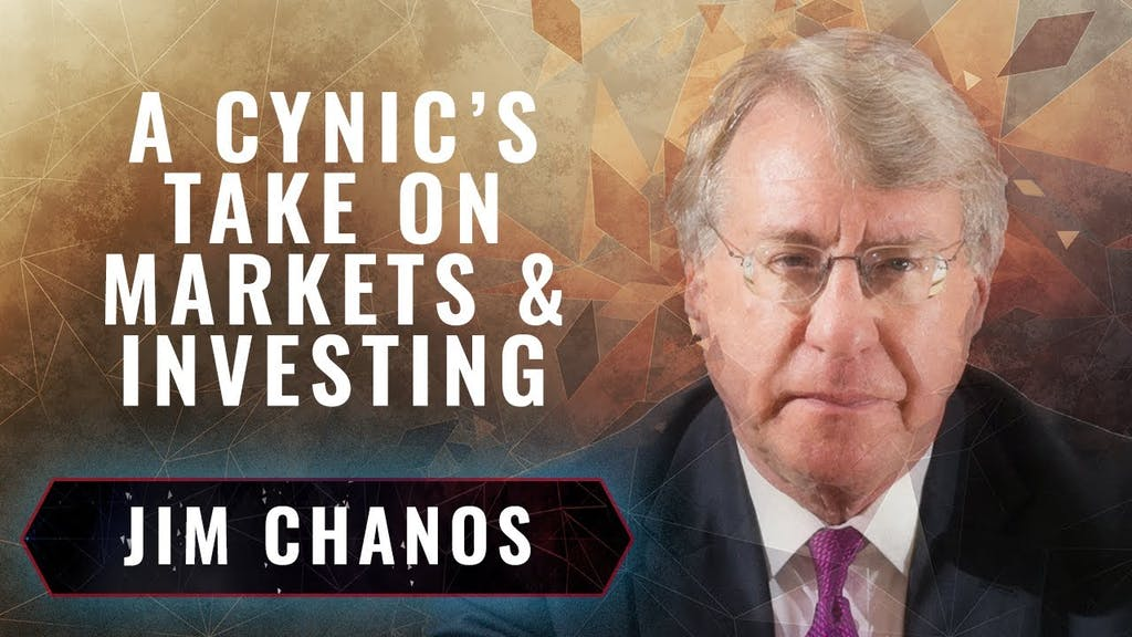 Jim Chanos Demetri Kofinasa Markets and Investing