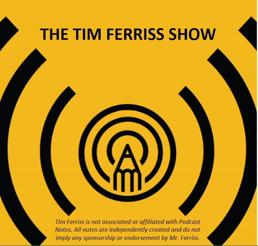 tim ferriss podcast fogyni fogyás dublin ga-ban