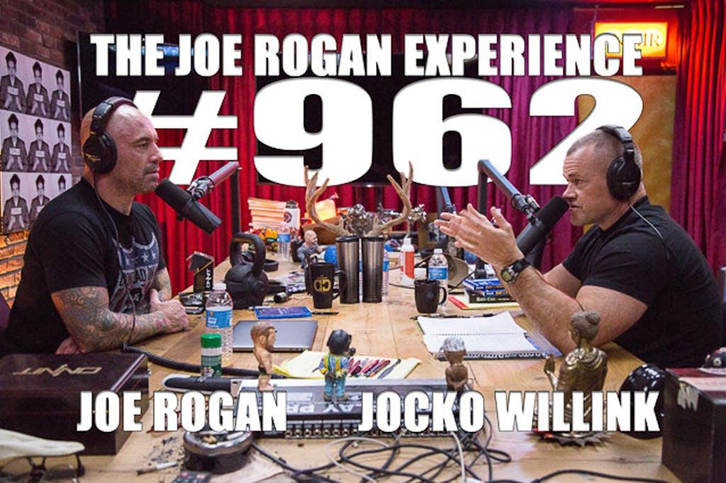 Joe rogan Jocko Willink