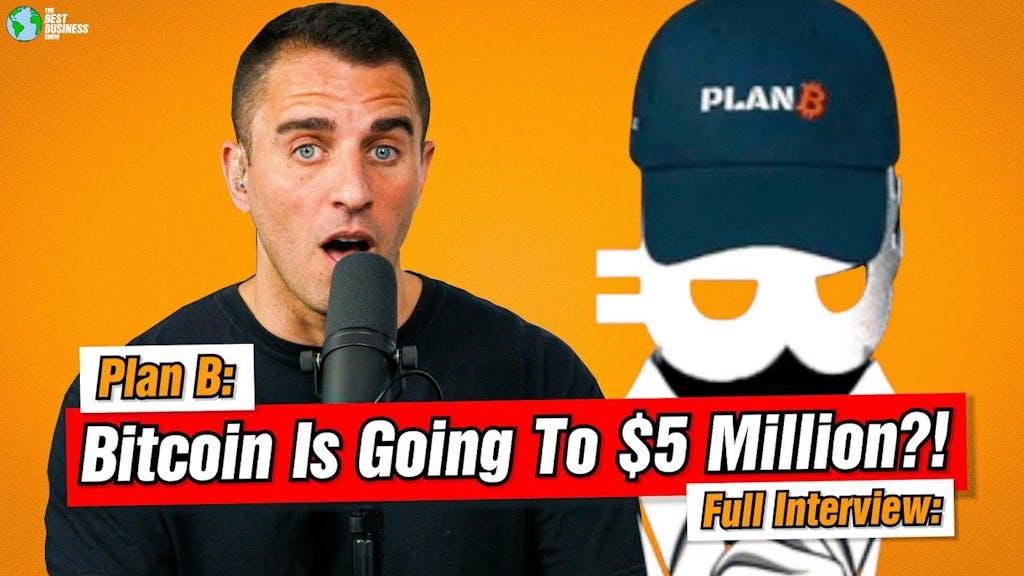 planB pomp bitcoin
